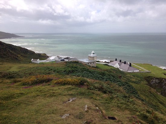 Mortehoe, UK: Bull Point Lighthouse