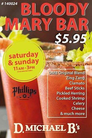 Alexandria, MN: Every Saturday and Sunday 11-3 pm.