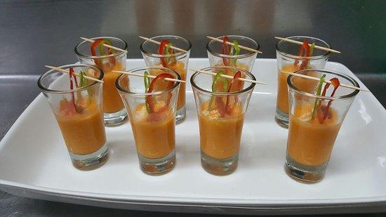 Tapas frias picture of andalucia resto bar garrucha - Tapas originales frias ...