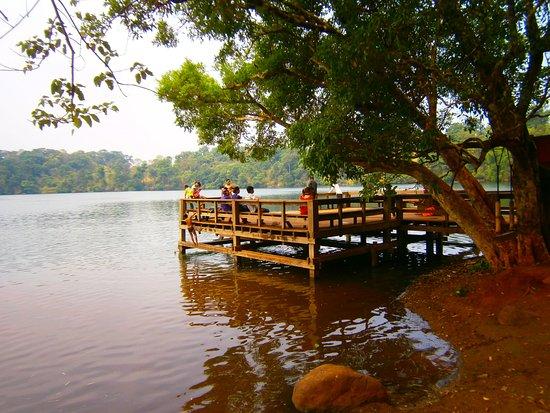 Ratanakiri Province, Cambodia: Yak Loam Lake, Ratanak Kiri Province