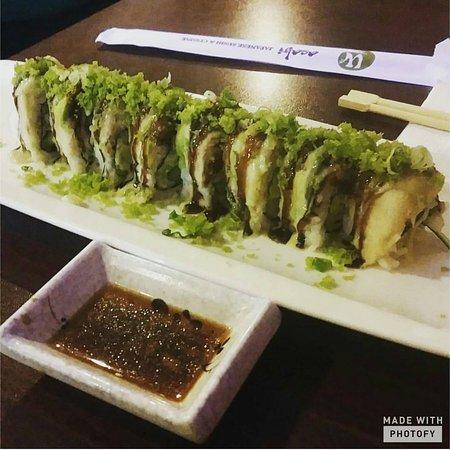 Wasabi: Caterpillar Roll