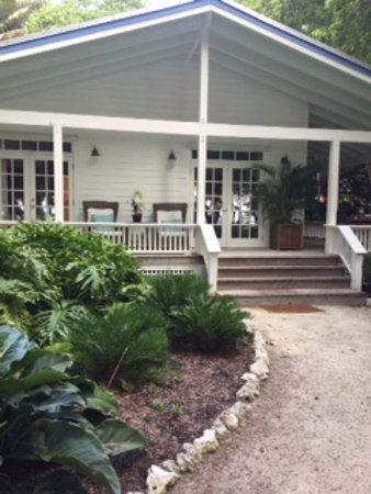 The Moorings Village and Spa: Honeymoon Cottage