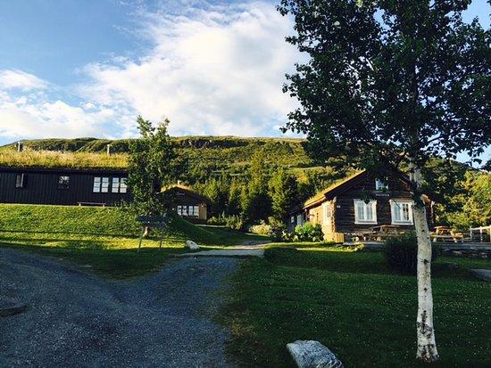 Skeikampen, Noorwegen: Velkommen til Skeistua:)