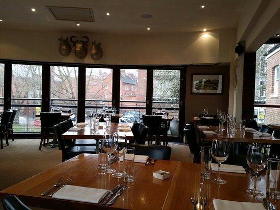 London Street Brasserie: 20141230_131134_large.jpg