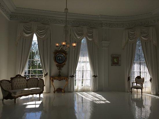White Castle, Louisiane : inside