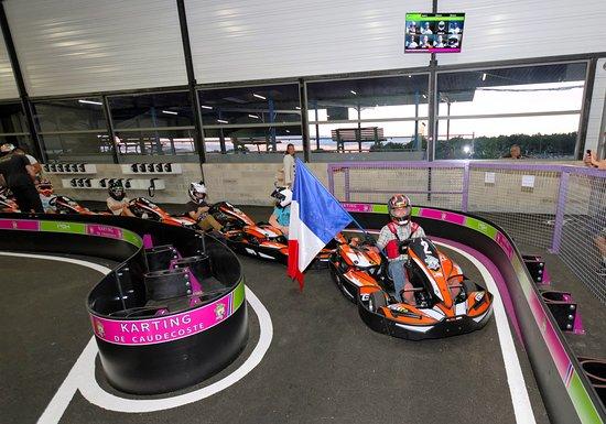 Karting de Caudecoste