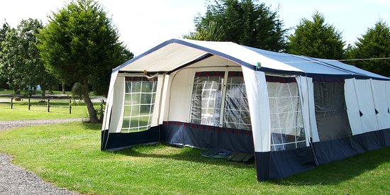 Perran Springs Holiday Park Cing Pitch With Electric Hook Up