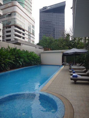 Hotel Mermaid Bangkok Foto