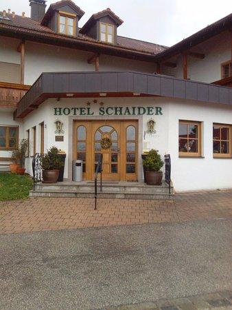 Ainring, Alemania: ingresso