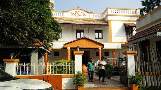Best Seafood Restaurant In Pondicherry
