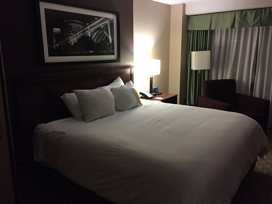 Wyndham Cleveland at Playhouse Square: Room 1006