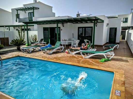 Villas With Pool Hervideros Lanzarote