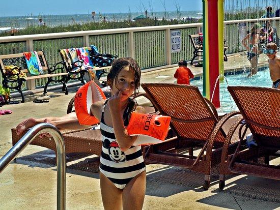 Westgate Myrtle Beach Oceanfront Resort: Poolanlage