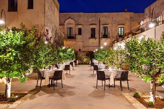 Luci colori sapori emozioni giardino dei tolomei restaurant foto di giardino dei tolomei - Giardino dei sapori calvenzano ...