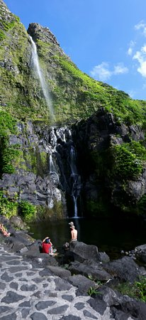 Poco do Bacalhao Falls