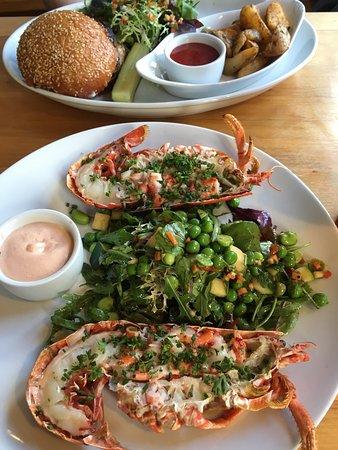 Glenuig, UK: Delicious food and stunning views