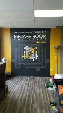 Escape Room Route  Marlton