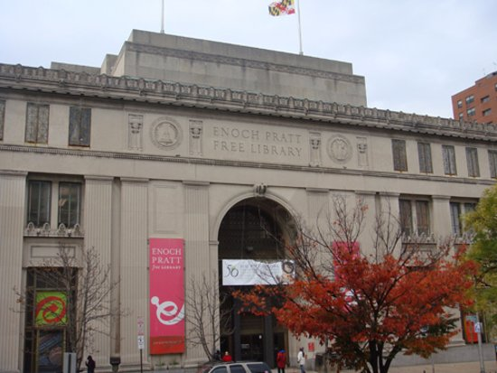 Enoch Pratt Free Library: Free Library at Baltimore, Maryland