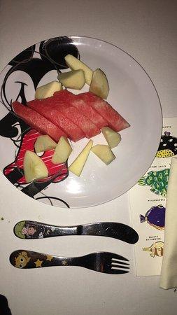 Four Seasons Resort Seychelles: Food