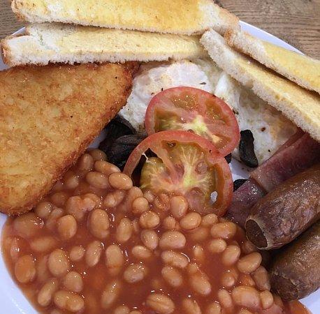 Bolton, UK: Brunchers Full English Breakfast