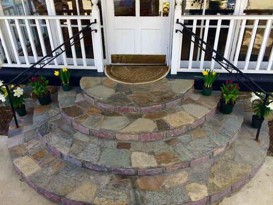 Ivoryton, CT: Porch