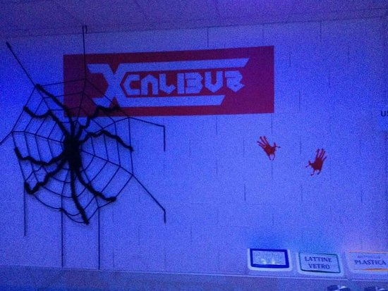 Xcalibur Laser Game Varese