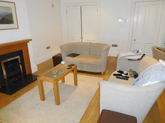 Castell Deudraeth: Bedroom