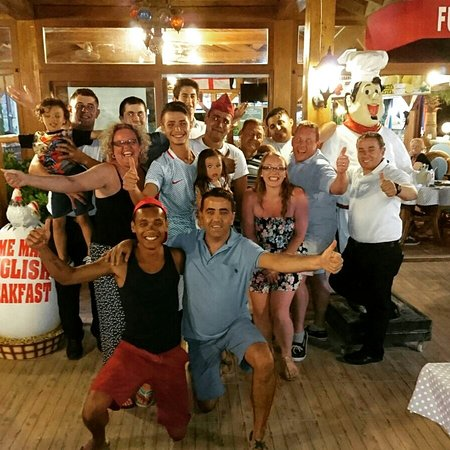 Mirage Hotel Restaurant & Bar: IMG_20160728_190838_large.jpg