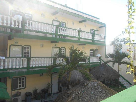 Hotel Posadas Addy: habitaciones