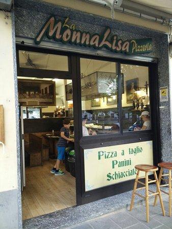 Pizzeria La Monnalisa