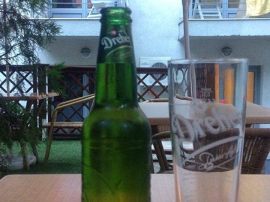 Hotel Papillon: Drinks also very reasonable