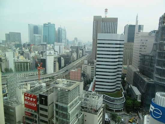 The Peninsula Tokyo: View Room 1712
