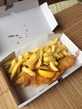 Macari's Fish and Chip Shop
