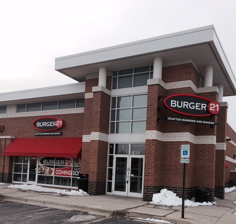 Orland Park, إلينوي: Front Entrance (day view)