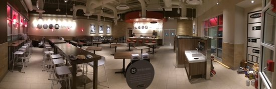Orland Park, IL: Interior View (panoramic)