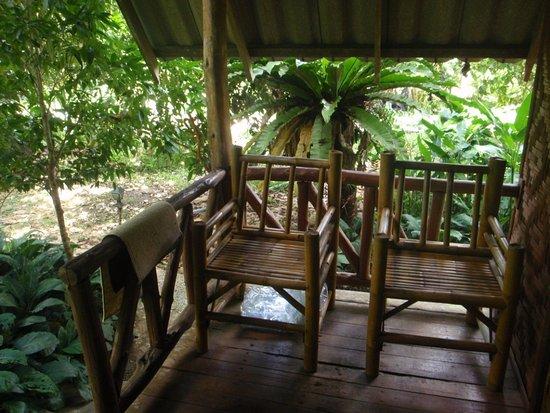 Khuraburi, Tayland: ao-koei bungalows