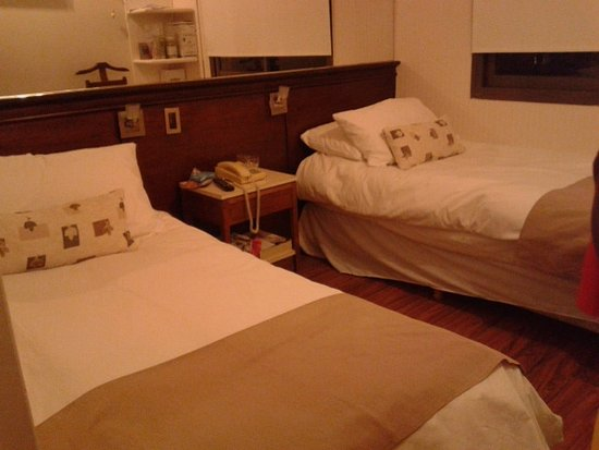 ホテル インターナショナル