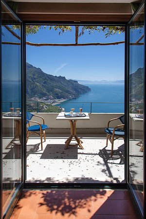 Graal Hotel Ravello: room with a view