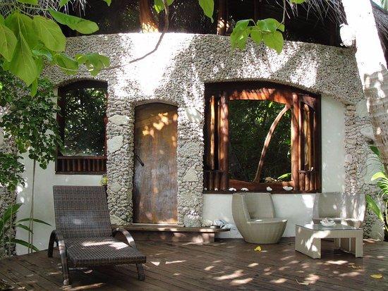 Tikehau Ninamu Resort: Ninamu bungalow