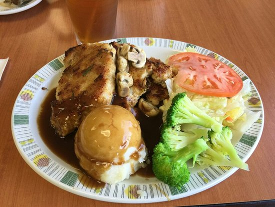 Houston, Canada : Amazing Dinner