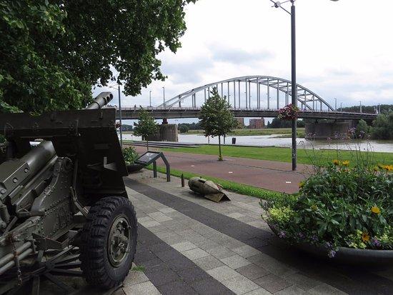 History Trips: The John Frost Bridge in Arnhem, rebuilt in 1950.