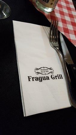 Fragua Grill: El lugar