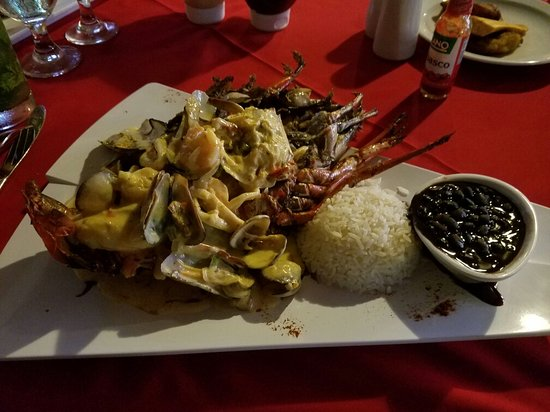 Picante Restaurant and Bar : 20160801_181438_large.jpg