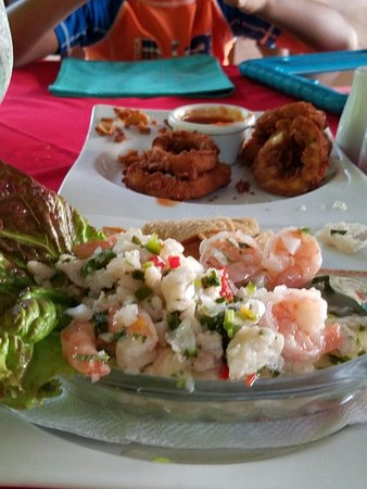 Picante Restaurant and Bar : 20160801_175139_large.jpg