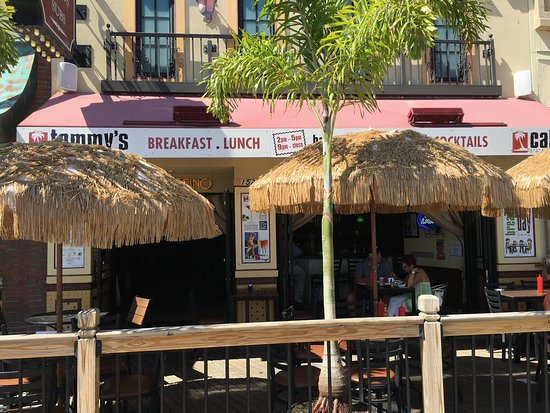 Tommy S Cabana Restaurant And Lounge On The Boardwalk