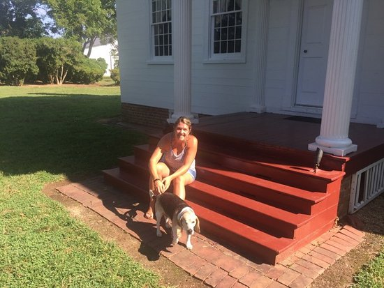 Ridge, MD: August 1, 2016: Our visit
