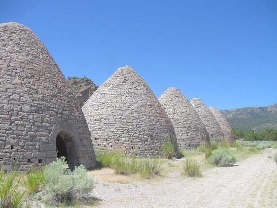 Ward Charcoal Ovens State Historic Park照片