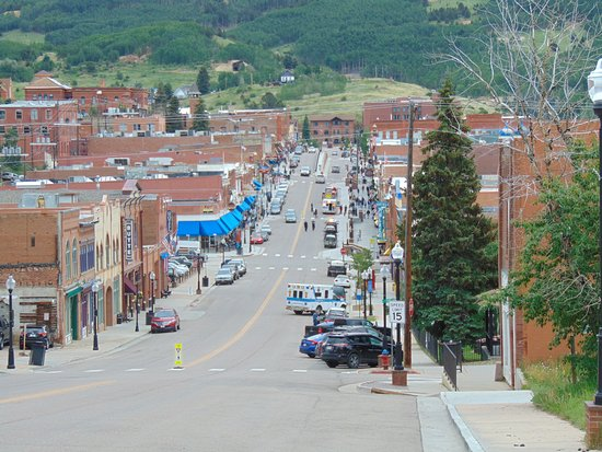 ‪Cripple Creek District Museum‬