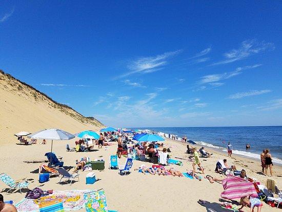 Wellfleet Beachcomber Beach At The