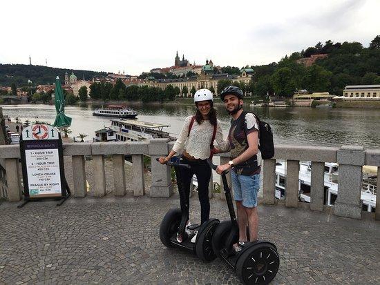 Segway Pro Company Prague